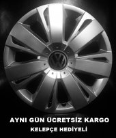 Volkswagen 14 İnç Kırılmaz Jant Kapağı 4 Adet...
