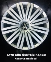 15 İnç Volkswagen Jant Kapağı 4 Lü Set A+ Kalite
