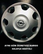 Opel Corsa 13 İnç Kırılmaz Jant Kapağı 4 Lü Set...