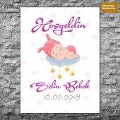 Angemiel Gift Bebek Odasına Özel Hoşgeldin...