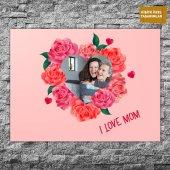 Angemiel Gift Güllü Anneler Gününe Özel Kişiye Özel Mdf Tablo