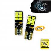 Jsv Led T10 Amber 12v