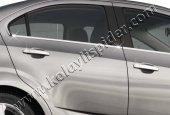 Spider Chevrolet Aveo(06 11) Kapı Kolu 4 Kapı Krom Sd