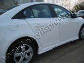 Spider Chevrolet Cruze(2009) Cam Çıtası 6 Prç Krom Sd