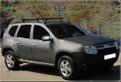 Spider Dacia Duster(2010) Cam Çıtası 4 Prç Krom
