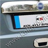 Spider Fiat Doblo1(00-10) Bagaj Çıtası Krom (06-10)