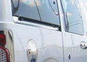 Spider Ford Connect(02 14) Sürgülü Kapı Çıtası 2 Prç Krom(2009)(Uzun Ş)