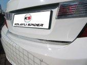 Spider Honda Civic 9(12 15) Bagaj Alt Çıta Krom