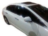 Spider Honda Civic 9(12 15) Cam Üst Çıtası 8 Prç Krom