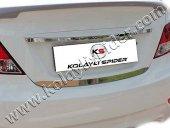 Spider Hyundai Accent Blue(2011)rb Bagaj Alt Çıta Krom