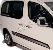 Spider Peugeot Partner Tepe(2008) Ayna Kapağı 2 Prç Abs Krom(08 12)