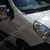 Spider Renault Master 3(2010) Ayna Kapağı 2 Prç Abs Krom
