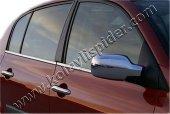 Spider Renault Megane Iı(03 08) Cam Çıtası 4 Prç Krom Hb