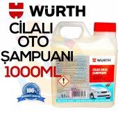 Würth Cilalı Oto Araba Şampuanı 1000 Ml