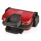 Cvs Dn 3550 Granitos Tost Makinesi Kırmızı