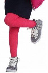 Penti Irene Desenli Kız Çocuk Külotlu Çorap