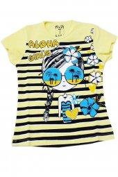 Aloha Kız Çocuk Tişört