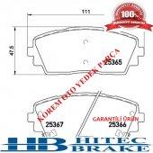 Hyundai İ10 Kia Picanto 2011 Sonrası Ön Balata
