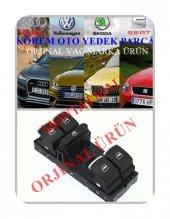 5k4959857 Golf 6 Passat Cam Düğmesi Ön Sol 2011...