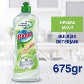Bingo Elde Bulaşık Deterjanı Hassas Eller 675...