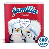 Familia 100lü Peçete 8li Koli