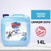 Bingo Oksijen Çamaşır Suyu 3,24 Lt Limon Kokulu 4lü