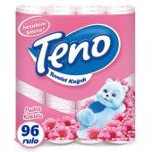 Teno Parfümlü Tuvalet Kağıdı 96 Rulo
