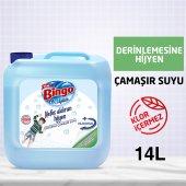 Bingo Oksijen Çamaşır Suyu 3,24 Lt Okaliptus 4lü