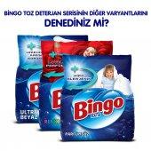 Bingo Matik Toz Çamaşır Deterjanı Renkli & Beyaz 7 kg 2li-8