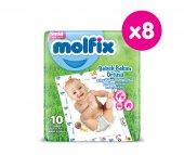 Molfix Bebek Bakım Örtüsü Fırsat Paketi 80 Adet...