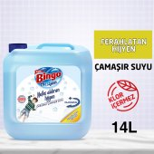 Bingo Oksijen Çamaşır Suyu 3,24 Lt Çam Kokulu 4lü