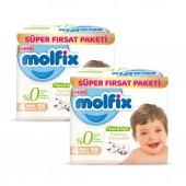 Molfix Pure&Soft 4 Beden Maxi Aylık Fırsat Paketi 112 Adet-2