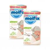Molfix Pure&Soft 2 Beden Mini Aylık Fırsat Paketi 176 Adet-2
