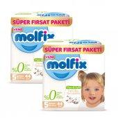 Molfix Pure&Soft 5 Beden Junior Aylık Fırsat Paketi 88 Adet-2