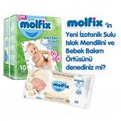 Molfix Pure&Soft 2 Beden Mini Aylık Fırsat Paketi 176 Adet-8