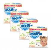 Molfix Pure&Soft 5 Beden Junior 2 Aylık Fırsat Paketi 176 Adet-2