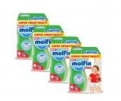 Molfix Külot Bez 4 Beden Maxi 2 Aylık Fırsat Paketi 304 adet-2