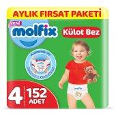 Molfix Külot Bez 4 Beden Maxi Aylık Fırsat...