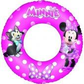 Bestway Minnie Lisanslı Kız Çocuk 56 Cm Deniz...