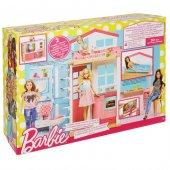 Mattel Dvv47 Barbie Portatif Ev