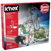 Neco Knex 17616 Krakens Revenge Roller Coaster Motorlu