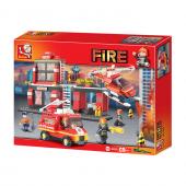 Sluban B0225 Fire Alarm Acil Durum Seti 371 Parça