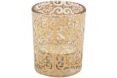 Porland Altın Tealight 5cm