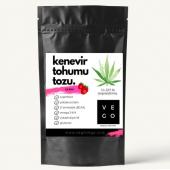 Vegovego Kenevir Protein Tozu Çilek Aromalı