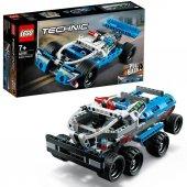 42091 Tech Police Pursuit Technic +7 Yaş Lego...