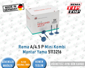Lastik Yaması Rema Mantar Yama Mini Kombi A 4,5