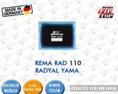 Lastik Yaması Rema Rad 110 Radyal Yama 75x55 Mm