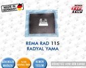LASTİK YAMASI REMA RAD 115 RADYAL YAMA 90x75 MM