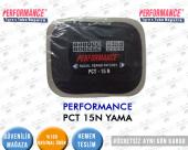 Lastik Yaması Performance Pct 15 90x75 Mm