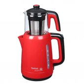 Tefal My Tea Çay Makinesi Kırmızı Hızlı Kargo